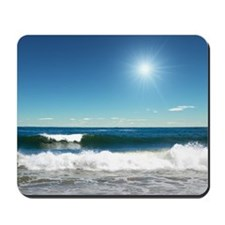 Ocean Waves Mousepad