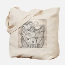 UrielSquare Tote Bag