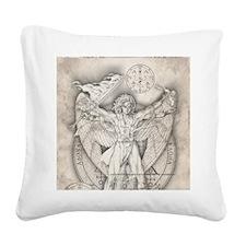 UrielSquare Square Canvas Pillow