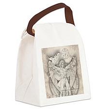 UrielSquare Canvas Lunch Bag