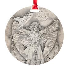 UrielSquare Ornament
