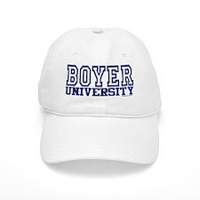 BOYER University Baseball Cap