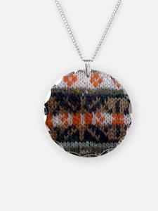 fair isle 1 Necklace