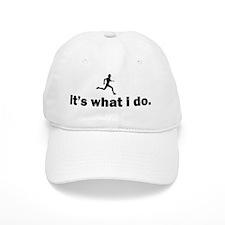 its what i do bigger Baseball Cap