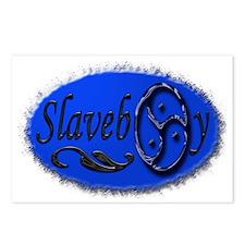 slaveboy neutral Postcards (Package of 8)