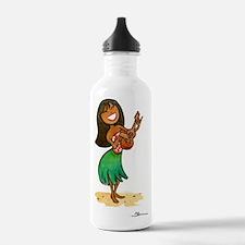 MahaloGirl002 Water Bottle