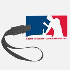MLW logo Luggage Tag