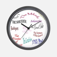 shows Wall Clock