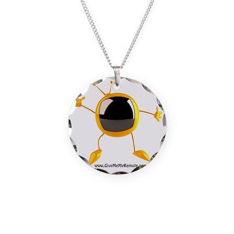 GMMR_cafepress_lg Necklace Circle Charm