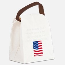 ForceswhT Canvas Lunch Bag