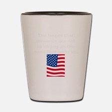 ForceswhT Shot Glass