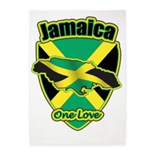 Jamaica-1 5'x7'Area Rug