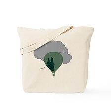 Balloon rough Tote Bag