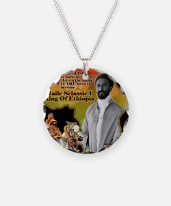selassie africa Necklace