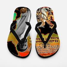 selassie africa Flip Flops