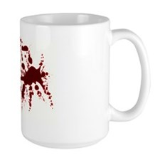 real blood Mug