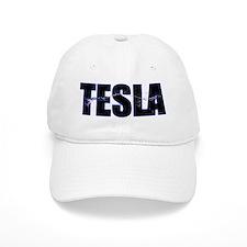 tesla2 Baseball Cap