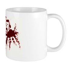 2-real blood Mug