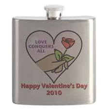 love conquers all Flask