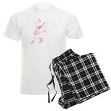 rock the ice pink Pajamas