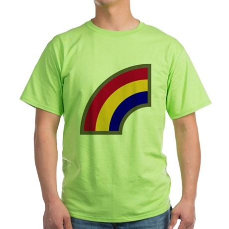 42nd Infantry Division Green T-Shirt