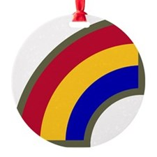 42nd Infantry Division Ornament