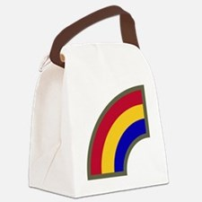 42nd Infantry Division Canvas Lunch Bag
