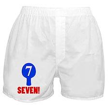 seven! Boxer Shorts