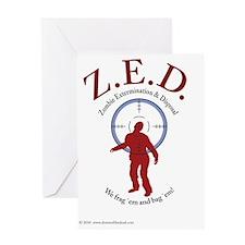 ZED2 Greeting Card