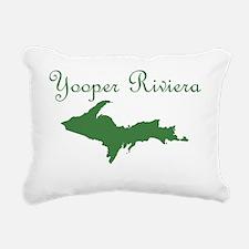 New_Fir_Yooper_Riviera.g Rectangular Canvas Pillow