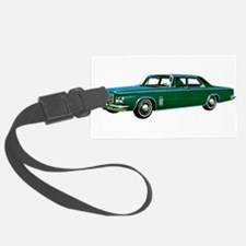 1963 Chrysler New Yorker Luggage Tag