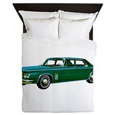 1963 Chrysler New Yorker Queen Duvet