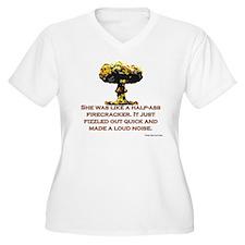 Half-Ass Firecrac T-Shirt