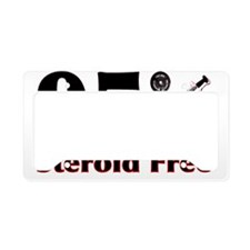 95percent License Plate Holder