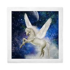 Pegasus Universe Queen Duvet Cover