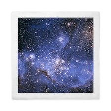 Magellan Nebula Queen Duvet Cover
