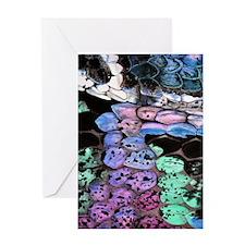 lg-snake2 Greeting Card
