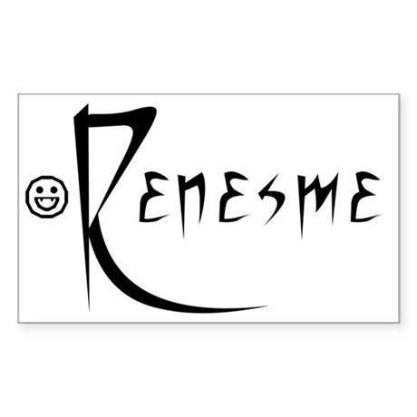 renesme Sticker (Rectangle)