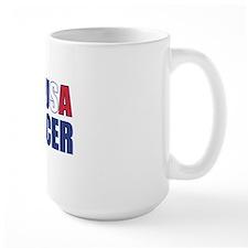 flag_usa_soccer Mug