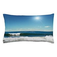 Ocean Waves Pillow Case