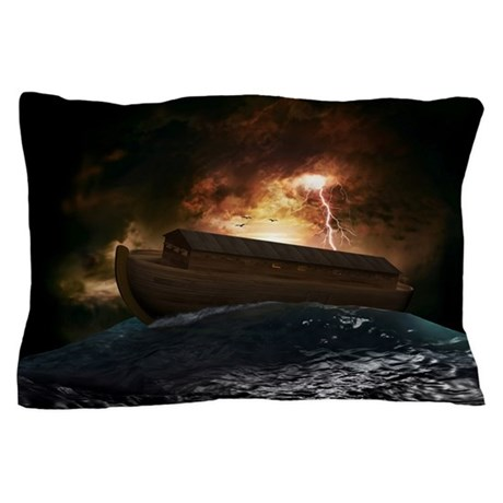 Noahs Ark Pillow Case
