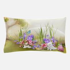 Easter Bunnies Pillow Case