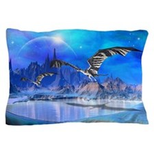 Fantasy Dragons Pillow Case
