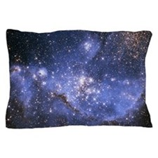Magellan Nebula Pillow Case