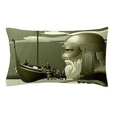 Nordic Vikings Pillow Case