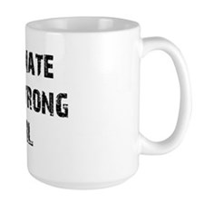 obstinate_girl2 Mug