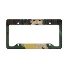 21 by 14 License Plate Holder