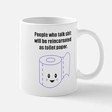 Kawaii Toilet Paper Mugs