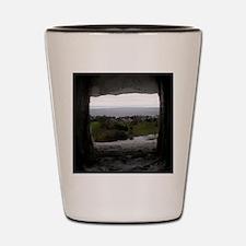 Mackinac Island Shot Glass