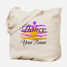 Dance Customizeable Tote Bag